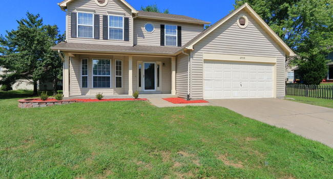 Image of 2909 Sand Spur Court in Florissant, MO
