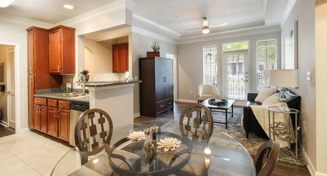 Image Of The Luxury Apartment Homes In Atlanta Ga