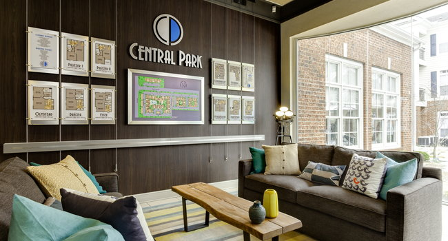 Central Park Apartments - 244 Reviews | Columbus, OH ...