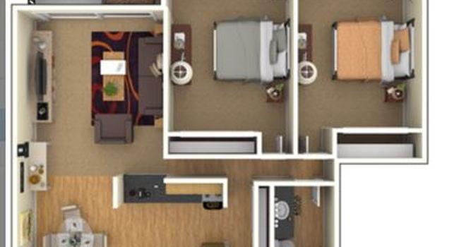 Atrium Downtown - 16 Reviews | Walnut Creek, CA Apartments ...