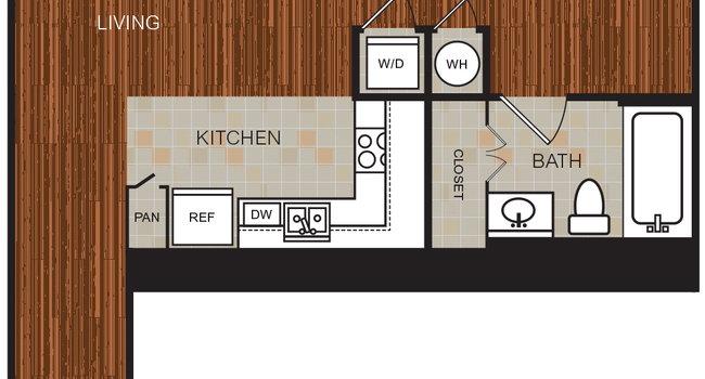 RiverView Waterfront Apartments - 149 Reviews | Austin, TX ...