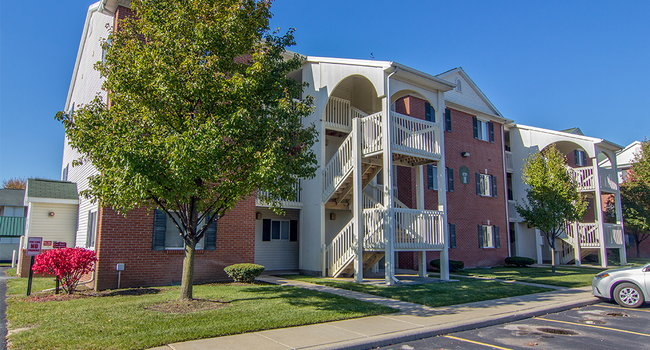 Image Of Steeplechase Apartments Townhomes In Toledo