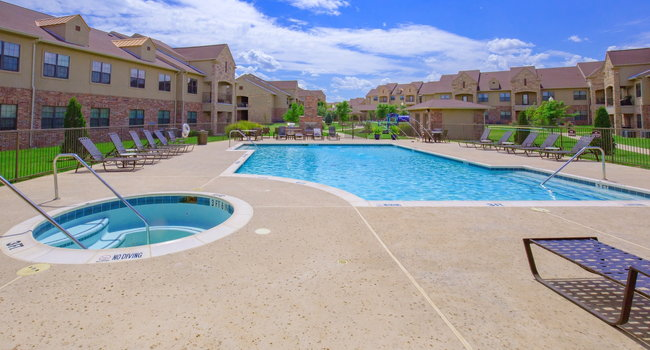 Image of Brandon Place Apartments in Oklahoma City, OK