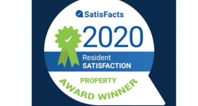 ApartmentRatings.com Top-Rated Community