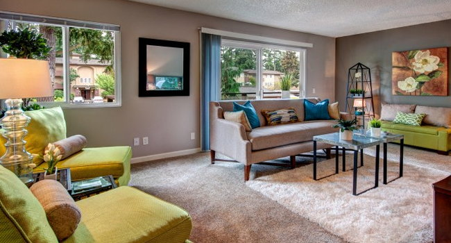 Central Park East Apartments 134 Reviews Bellevue Wa