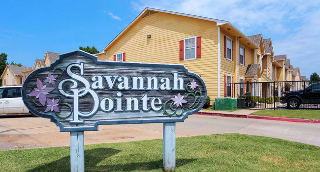 Image of Savannah Pointe Apartments in Warr Acres, OK