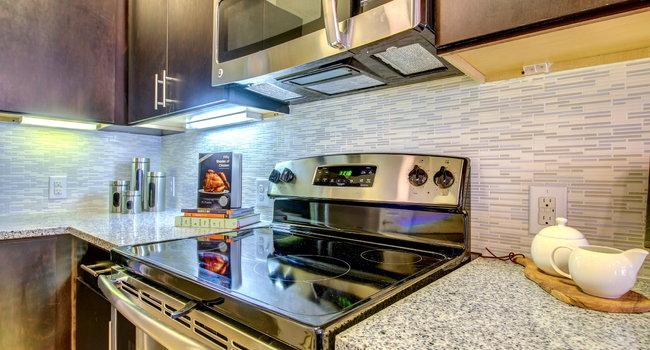 Image Of Moda Luxury Apartments In Dallas Tx