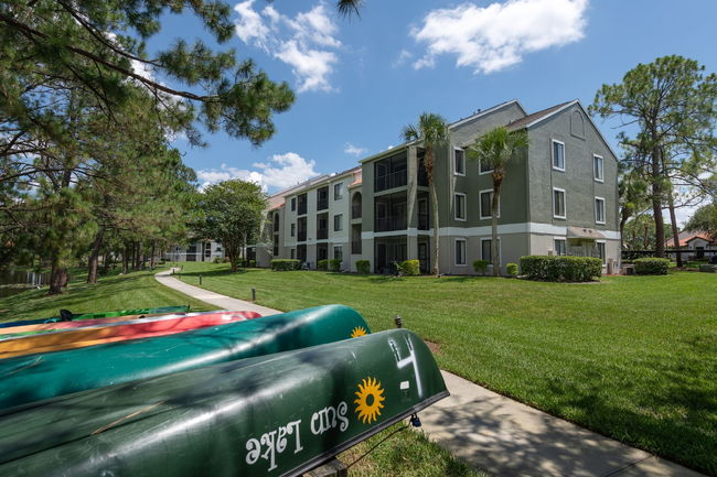 Manager Uploaded Photo Of Sun Lake Apartments In Mary Fl