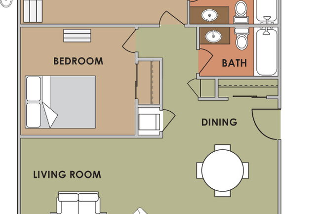 Bellevue Tower Apartments and Townhomes - 26 Reviews ...