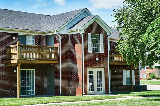 Manager Uploaded Photo Of Loper Common Apartments In Shelbyville
